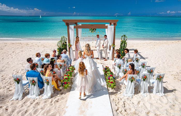 Thời gian đám cưới được diễn ra