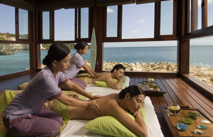 Massage và Spa ở Bali